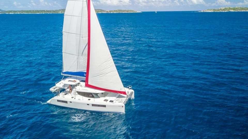 Sunsail 545 - 4 Cabin