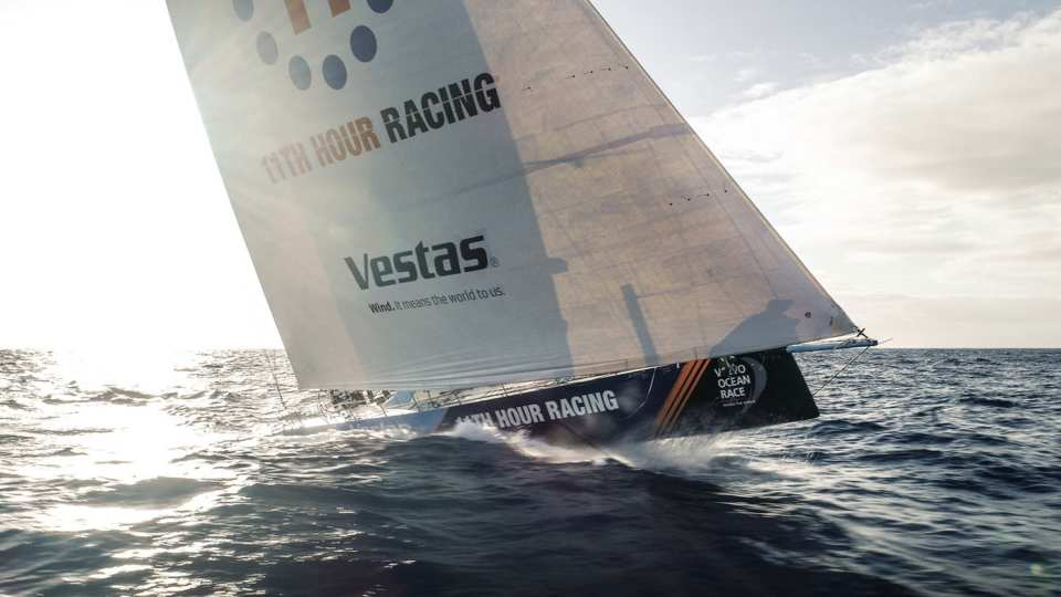 Vestas 11th Hour Racing Volvo Ocean 65