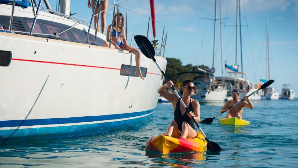 Flotilla holidays with Sunsail