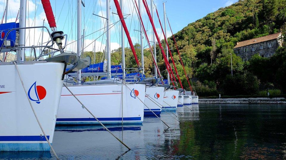 Mediterranean Sailing Requirements