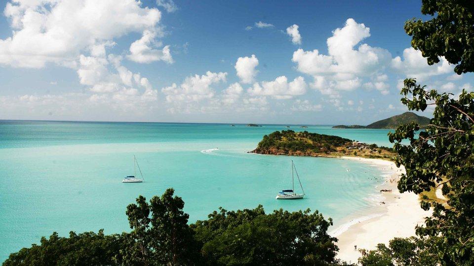 antigua yacht charter sailing holidays sunsail