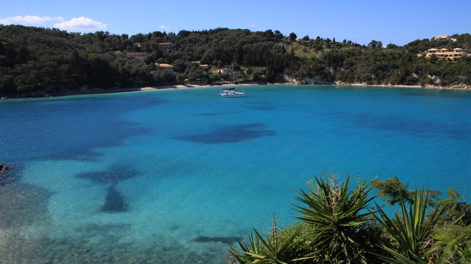 Paxos, Corfu