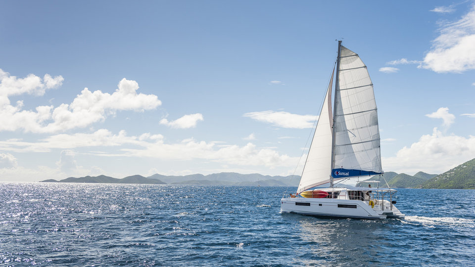 Discover the Islands on a Caribbean Sailing Holiday