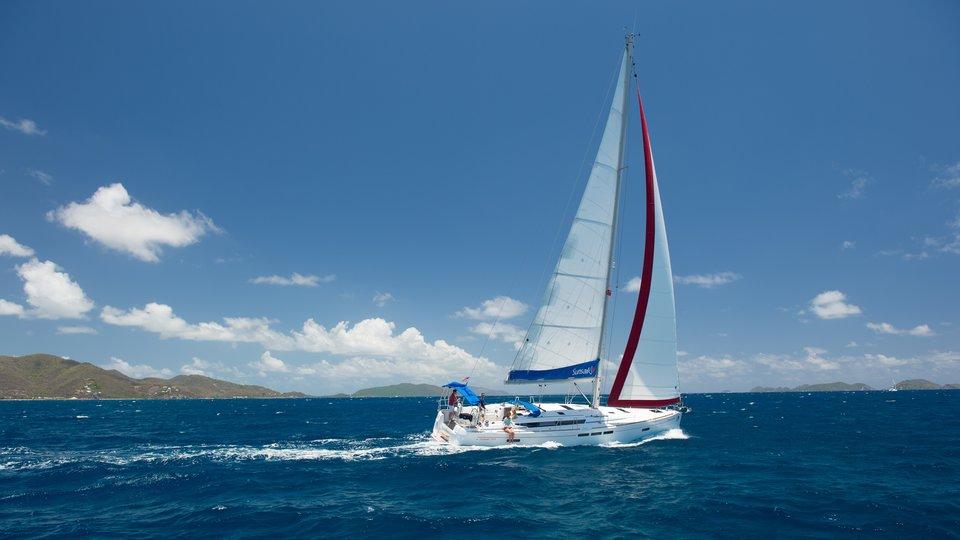 Free sailing day