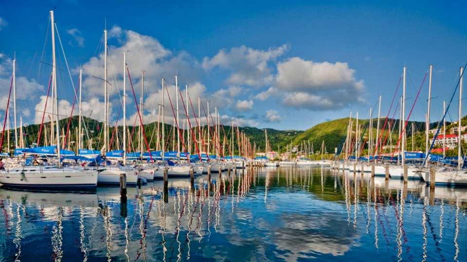 Wickhams Cay II Marina Base