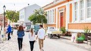 People Exploring Corfu Island in Greece