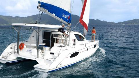 Sunsail 384 - 4 Cabin